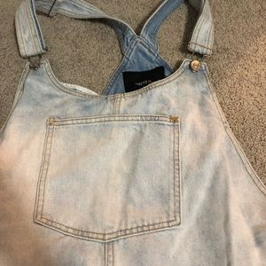 Forever 21 Overall Dress